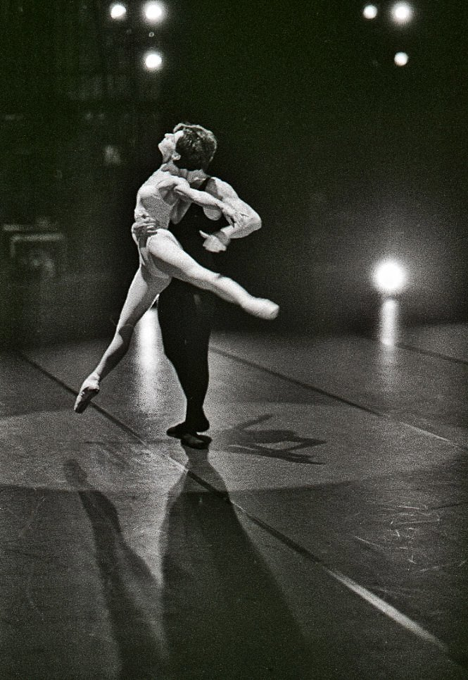 Black And White Ballet Photography. Grail of photography is to